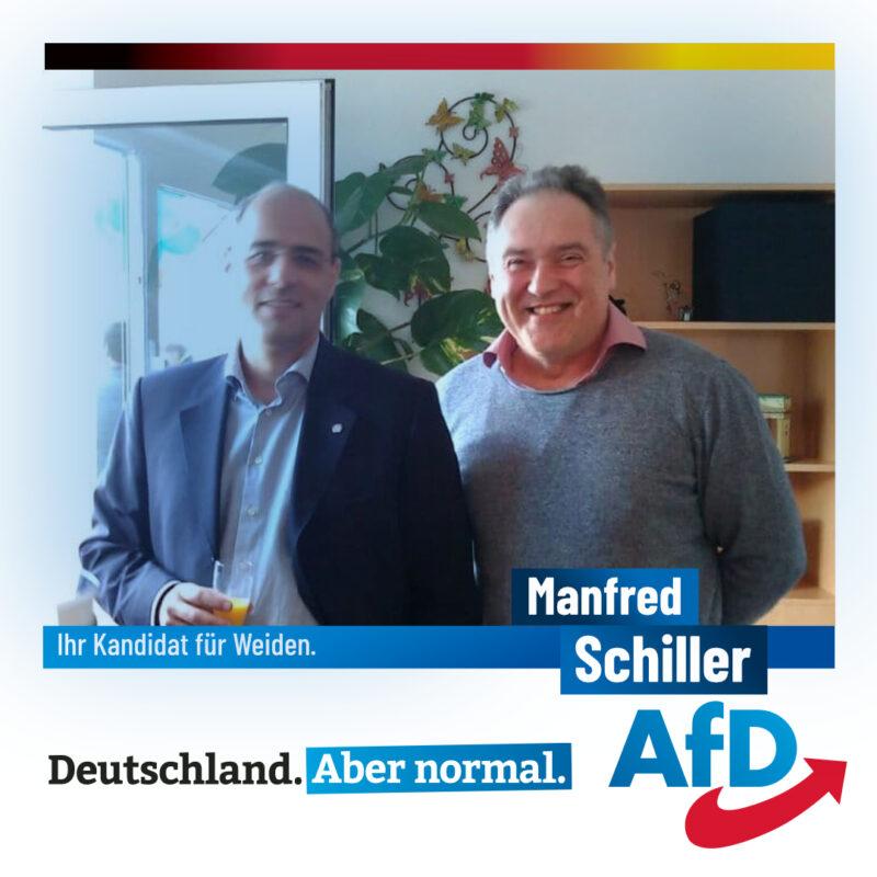 Warum ich Peter Boehringer sehr schätze - AfD Weiden